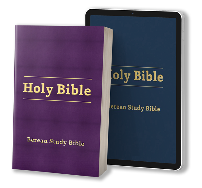 About the Berean Study Bible